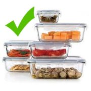 Glass Containers For Meal Prep